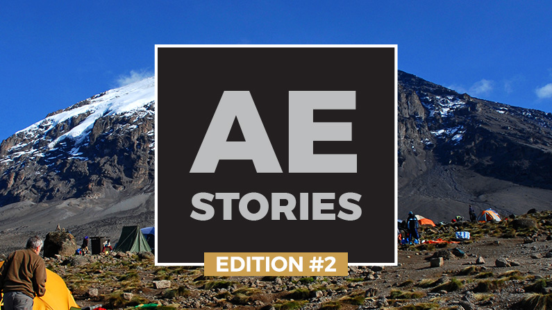AE Stories – Edition #2